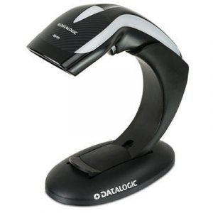 Datalogic Heron Hd 3130 1d Usb-kit With Stand Black Usb