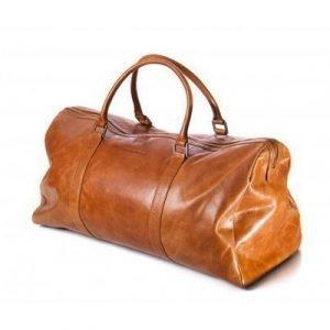 Dbramante1928 Kastrup Weekend Bag Golden Tan