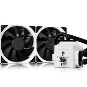 Deepcool Captain 240 Ex White Liquid Cooling System