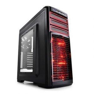 Deepcool Kendomen Black On Red