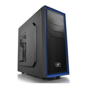 Deepcool Tesseract Bf Atx Black Musta