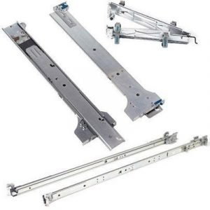 Dell 2/4-post Static Rack Rails For 1u And 2u Systems