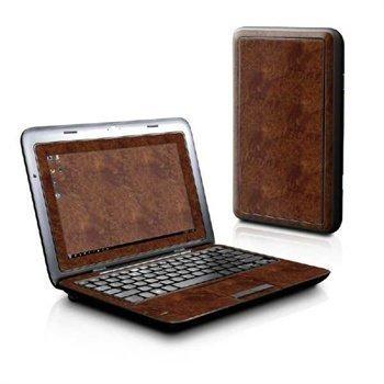 Dell Inspiron Duo Skin Dark Burlwood