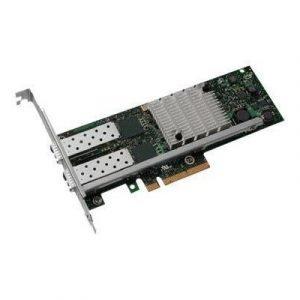 Dell Intel X520 Dp 10gb Da/sfp + Low Profile R320/r420/r520/