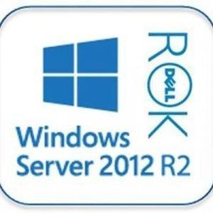 Dell Microsoft Windows Server 2012 Standard