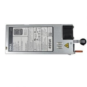Dell Power Supply 495wattia