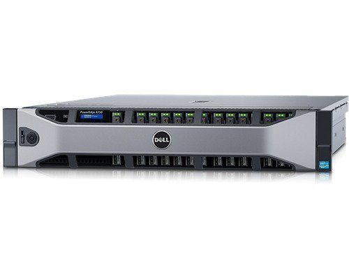 Dell Poweredge R730 Intel E5-2620v4 64gb