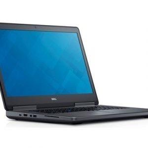 Dell Precision M7710 Xeon 16gb 256gb Ssd 17.3