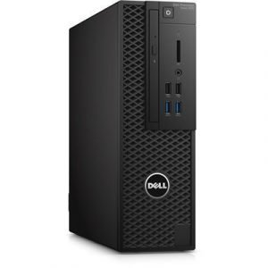 Dell Precision T3420 Sff Core I7 3.4ghz 1000gb 8gb Amd Firepro W4100