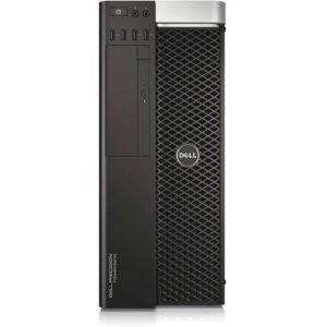 Dell Precision Tower 5810 Xeon 3.5ghz 256gb 16gb Amd Firepro W7100