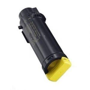 Dell Värikasetti Keltainen 4k H825/s2825