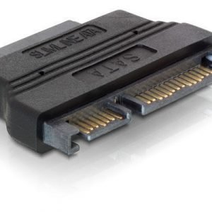 Delock Adapter Sata 22pin Male > Slim Sata Female 13pin 13 Pin Slimline Serial Ata Naaras 22 Nastan Serial Ata Uros