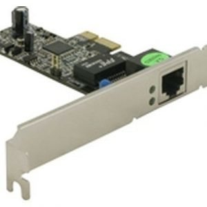 Delock Gigabit Lan Pci Express Card 1 Port