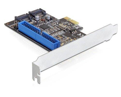 Delock Pci Express Card > 2 X Internal Sata 6 Gb/s + 1 X Internal Ide