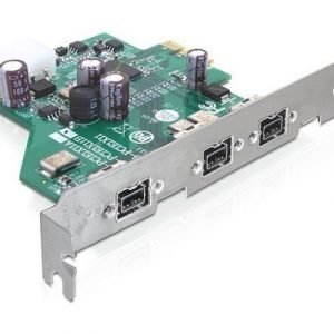 Delock Pci Express Card > 3 X Firewire B