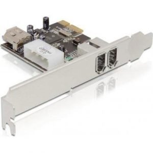 Delock Pci Express Card To 2 X Firewire A