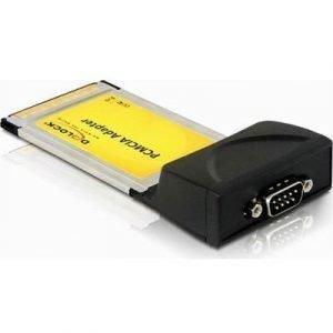 Delock Pcmcia Adapter Cardbus To 1 X Serial