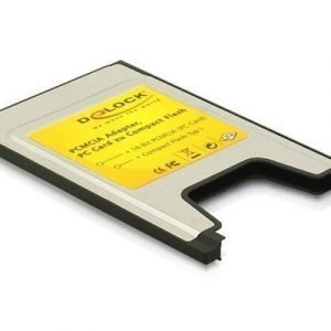 Delock Pcmcia Card Reader For Compact Flash Cards