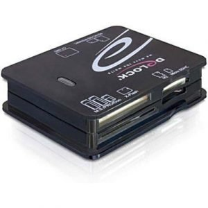 Delock Usb 2.0 Cardreader All In 1 Usb 2.0