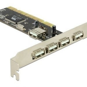 Delock Usb2.0 Pci Card 4+1 Port