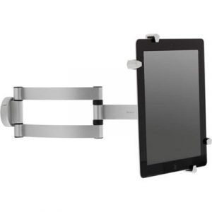 Deltaco Multifunctional Wall Holder For Tablet 7-10.4 Black