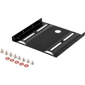 Deltaco Ram For 2.5 Hdd In 3.5 Bay Black