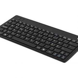Deltaco Tb-127 Mini Keyboard Bluetooth With Trackball