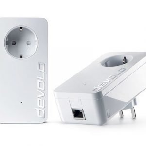 Devolo Dlan 1200+ Powerline Starter Kit 1200mbps
