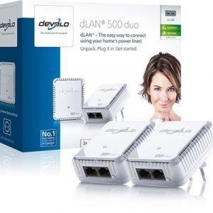 Devolo Dlan 500 Duo 500mbps