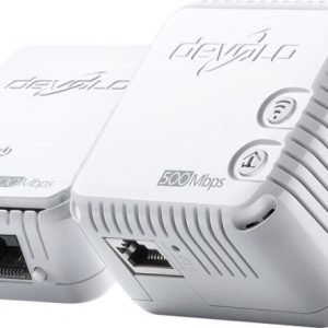 Devolo dLAN 500 WiFi Starter Kit Powerline