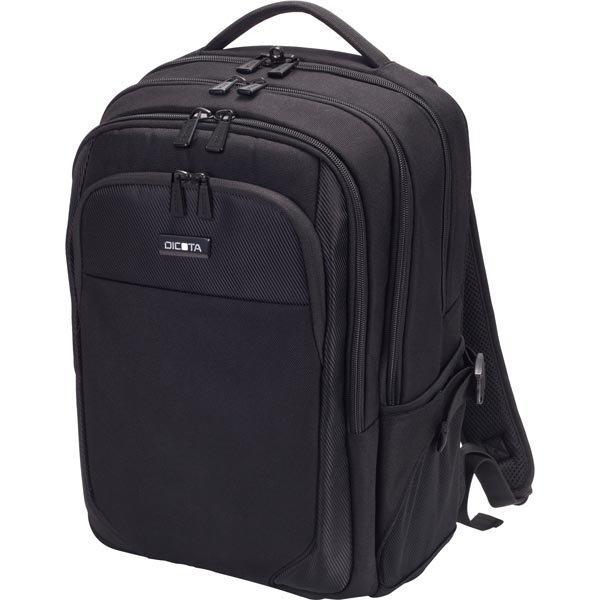 "Dicota Backpack Perfomer - nyloninen selkäreppu 15 6 musta"""