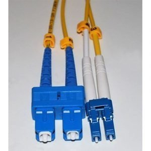 Direktronik Fiberoptic Cable Sc Lc Duplex Yksimuoto 9/125