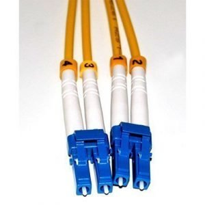Direktronik Kytkentäkaapeli Lc Lc Duplex Yksimuoto 9/125