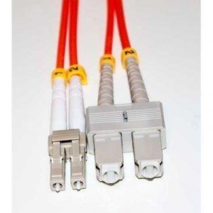 Direktronik Kytkentäkaapeli Sc Lc Duplex Monimuoto 50/125