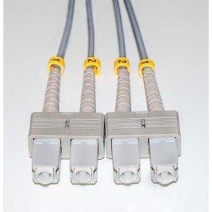 Direktronik Kytkentäkaapeli Sc Sc Duplex Monimuoto 50/125