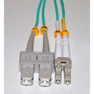 Direktronik Verkon Kaapeli Sc Lc Duplex Monimuoto 50/125