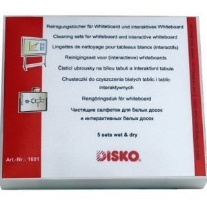 Disko Cleaning Whiteboard 5-pack