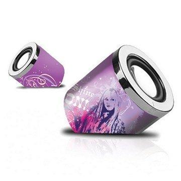 Disney Hannah Montana 2.0 USB Kaiuttimet