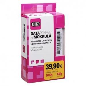 Dna Dataprepaid + Mokkula