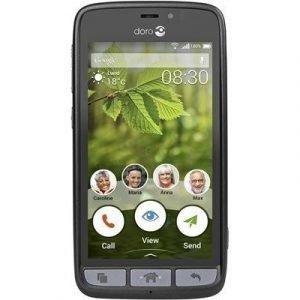 Doro 8030 8gb Musta