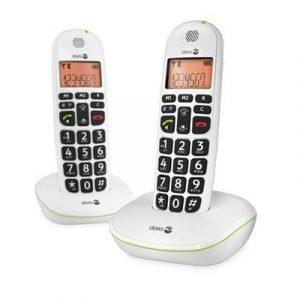 Doro Phoneeasy 100w Duo Valkoinen