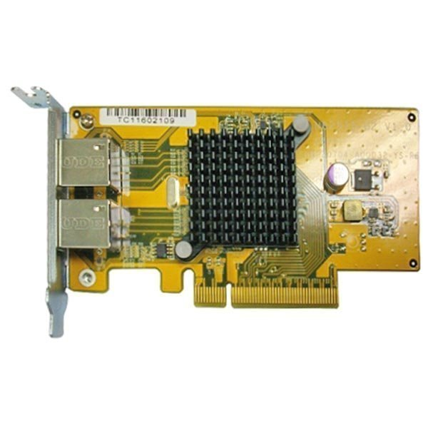 Dual-port 1 GbE network expansion card for tower model desktop br