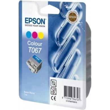 EPSON Mustepatruuna 3-väri