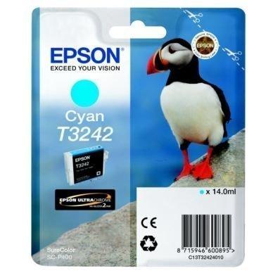 EPSON Mustepatruuna cyan 14 ml