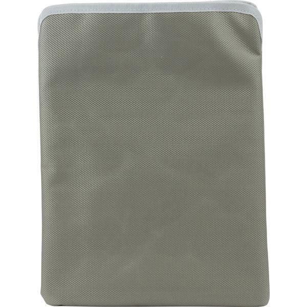 EPZI Sleeve case polyesterisuojus iPad/Android-tableteille oliivinvihr
