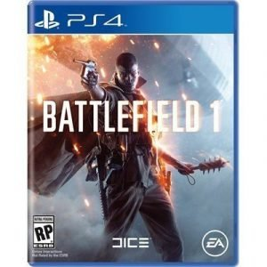 Ea Games Battlefield 1 Ps4