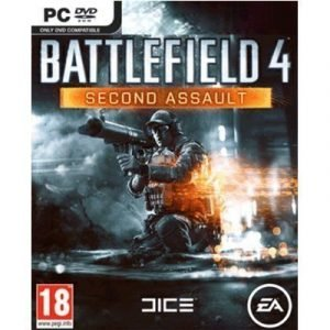 Ea Games Battlefield 4: Second Assault Expansion Pc