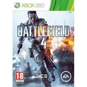 Ea Games Battlefield 4 X360