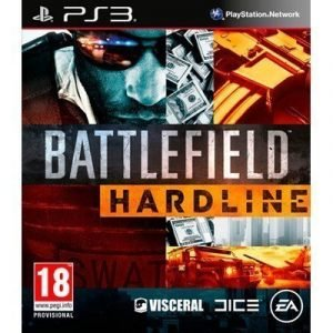 Ea Games Battlefield Hardline Ps3