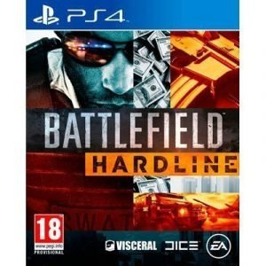 Ea Games Battlefield Hardline Ps4
